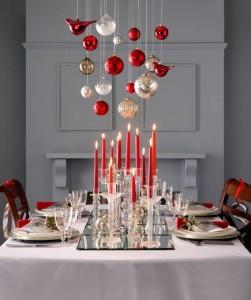 mesa navidad muebles piñeiro