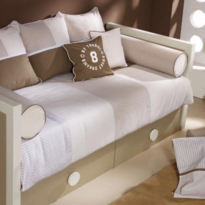 Dormitorios camas nido